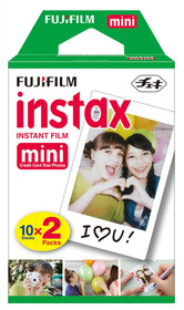 FUJI INSTAX MINI FILM/2 PACK