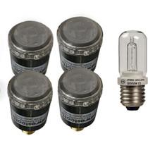 Westcott Studio Strobe 5 Pack - includes: 3 Studio Strobes, 1 Master Strobe, 1 Modeling Light (120V AC)