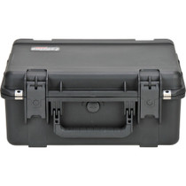 "SKB 3I-1914-8B-C Injection Molded Waterproof Case with Cubed Foam Interior, 19x14.38x8"", Black"
