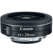 Canon EF-S 24mm f/2.8 STM Wide Angle Lens