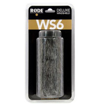 Rode Microphones WS6 Deluxe Windshield for NTG-1, and NTG-2 Microphones