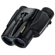 Nikon 8-24x25 Aculon T11 Weather Resistant Porro Prism Binocular with 4.6 Degree Angle of View, Black Finish