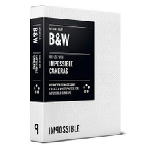 Impossible Black & White Film for Cameras, Single Pack