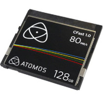 Atomos 128GB CFast Card (v1.0)