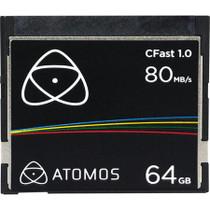 Atomos 64GB CFast Card (v1.0)