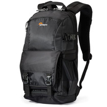 "Lowepro Fastpack BP 150 AW II Travel-Ready Backpack for DSLR Camera, 1-2 Extra Lenses/Flashes and 11"" Laptop Plus Tablet"