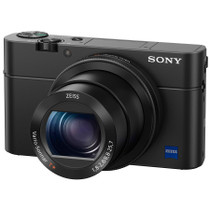 Sony Cyber-shot DSC-RX100 IV Digital Camera, Black