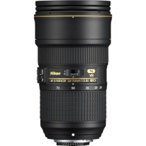 Nikon Nikkor AF-S 24-70mm f/2.8E ED VR Lens