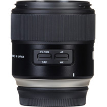 Tamron SP 35mm F/1.8 Di VC USD for Canon EOS Full Frame Digital SLR Cameras - U.S.A. Warranty