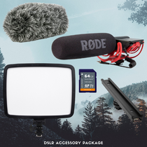 DSLR Accessory Package