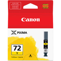 Canon Ink/PGI-72 Yellow