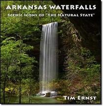 Arkansas Waterfalls Photo Book