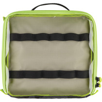 Tenba Cable Duo 8 Cable Pouch (Black Camouflage/Lime)