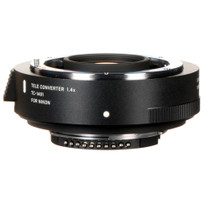 Sigma TC-1401 1.4x Teleconverter for Nikon F