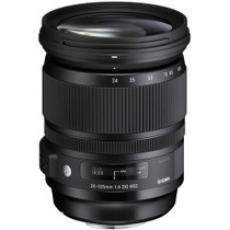 Sigma 24-105mm f/4 DG OS HSM Art Lens for Canon EF