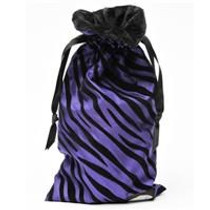 Mod Accessory Bag (Purple Zebra)