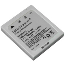 PROMASTER D-LI8 XtraPower Lithium Ion Replacement Battery for Pentax