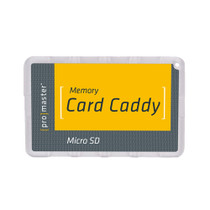 Promaster Micro SD Memory Card Caddy