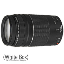 Canon EF 75-300mm f/4.0-5.6 III (White Box Lens)
