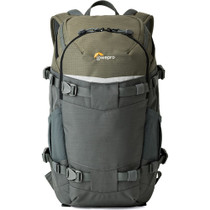 Lowepro Flipside Trek BP 250 AW Backpack (Gray/Dark Green)