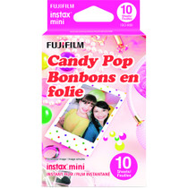 Fujifilm instax mini Candy Pop Instant Film (10 Exposures)