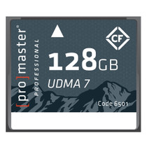 Promaster Rugged Compact Flash 128gb Memory Card