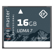 Promaster Rugged Compact Flash 16gb Memory Card