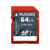 Promaster Rugged SD 64gb UHS-I Memory Card