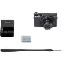 Canon Powershot G9X Mark II (Black)