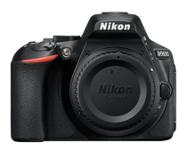 Nikon D5600 DX-format Digital SLR Body (Black)