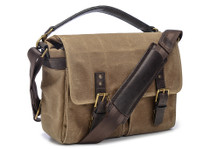 ONA Prince Street Camera Messenger Bag (Field Tan)
