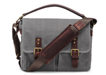 ONA Prince Street Camera Messenger Bag (Smoke)
