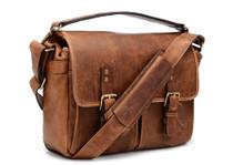 ONA Prince Street Camera Messenger Bag (Antique Cognac)