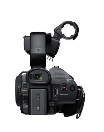 "Sony HXR-NX80 Compact 1"" NXCAM 4K Camcorder"