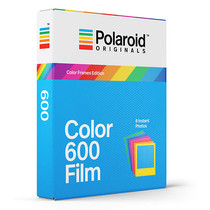 Polaroid Originals Color 600 Instant Film (8 Exposures, Color Frame)