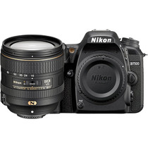 Nikon D7500 DSLR Camera with 16-80mm VR Lens