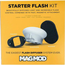 MagMod Starter Flash Kit (Includes MagSphere, MagGrid, MagGrip)
