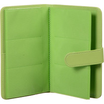 Fujifilm instax Wallet Album (Lime Green)