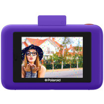 Polaroid Snap Touch Instant Digital Camera (Purple)