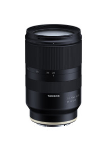 Tamron 28-75mm f/2.8 Di III RXD Lens for Sony E + Peak Design Capture Camera Clip v3