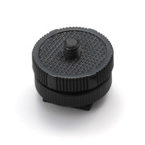 """Zoom HS-1 Hot/Cold Shoe Mount Adapter To 1/4"""""""