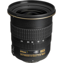 Nikon AF-S DX 12-24mm f/4G IF-ED Lens