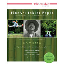 """Hahnemühle Bamboo Fine Art Paper (8.5 x 11"""", 25 Sheets)"""