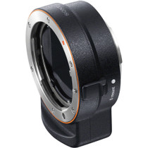 Sony A-Mount to E-Mount Lens Adapter (Black)