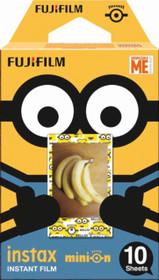 Fujifilm Minion Instax Mini Film (10 Sheets)
