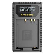 NITECORE FX1 Digital USB Camera Battery Charger