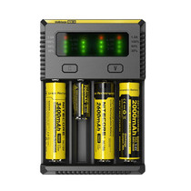 Nitecore New i4 Intellicharger Battery Charger