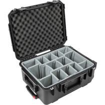SKB iSeries 1914N-8DT Waterproof Case with Think Tank Dividers (Black)