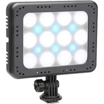 Smith-Victor Spectrum RGB Multi-Color On-Camera LED Light