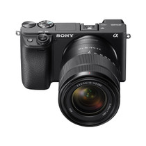 Sony Alpha a6400 Mirrorless APS-C Interchangeable-Lens Camera with 18-135mm lens
